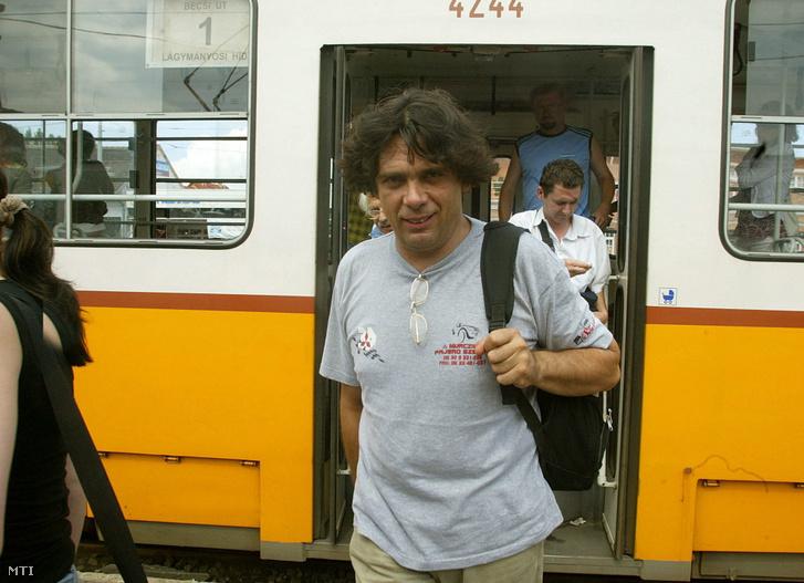 Takáts Tamás 2007-ben