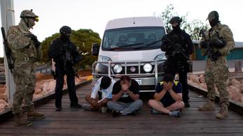 Vadászat a keleti félteke drogcsászárára