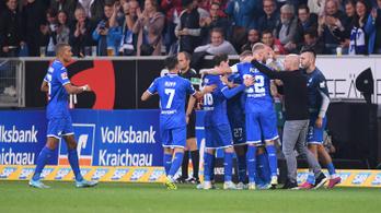 Soha nem volt ilyen szoros a Bundesliga, 2 pont az első 9 között