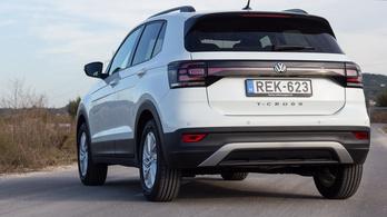 Teszt: Volkswagen T-Cross TSI 95 – 2019.