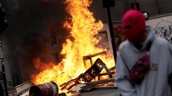 Metrójegy-zavargások: nőtt a halálos áldozatok száma Chilében