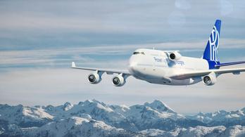 Kiszuperált Boeing 747-esen tesztelik a Rolls-Royce hajtóműveit