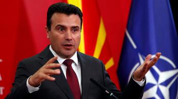 Előrehozott választás lesz tavasszal Észak-Macedóniában