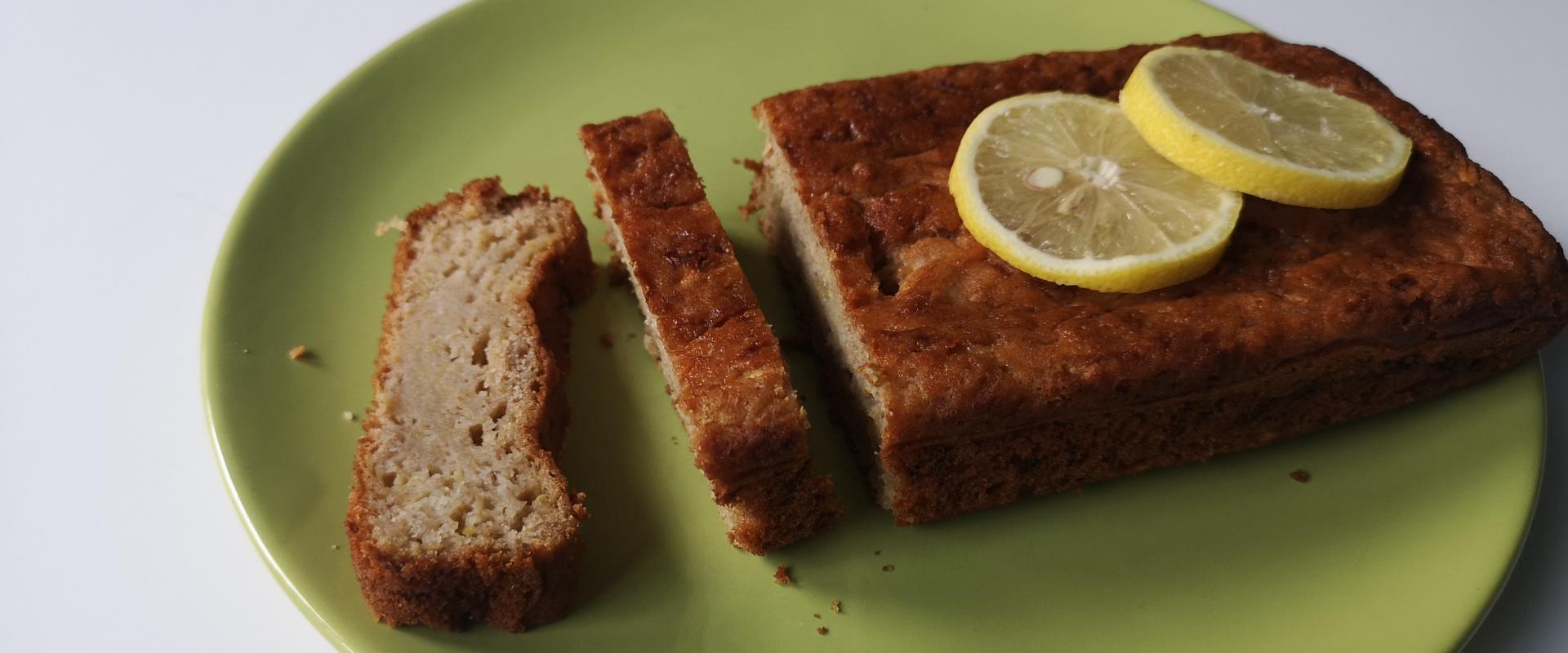 cukkinis citromos kenyérke