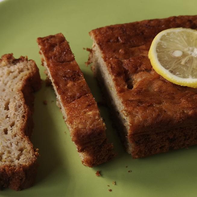 Gyors, omlós citromos cukkinikenyér: sokáig puha és szaftos marad