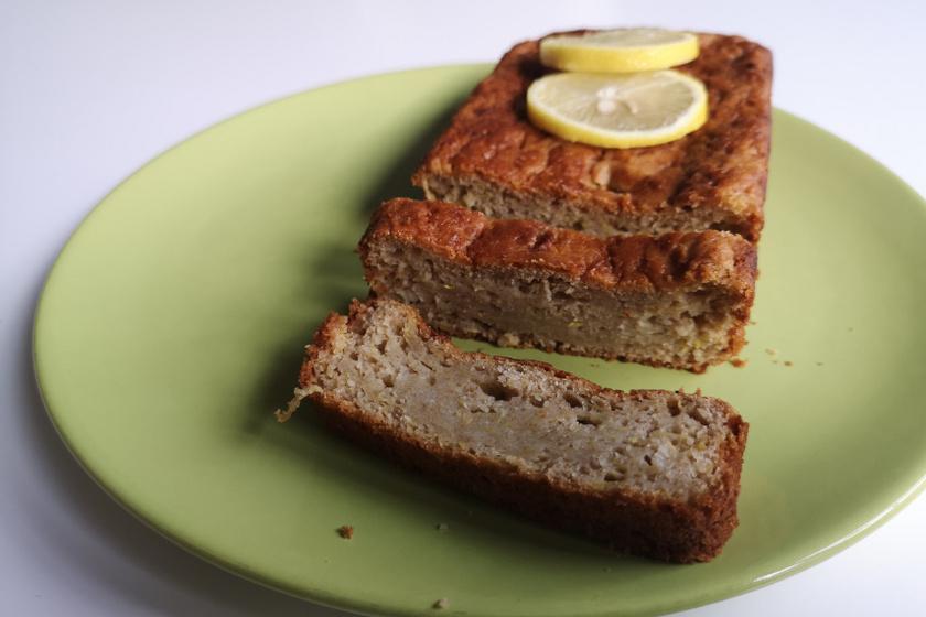 cukkinis citromos kenyérke receptkártya