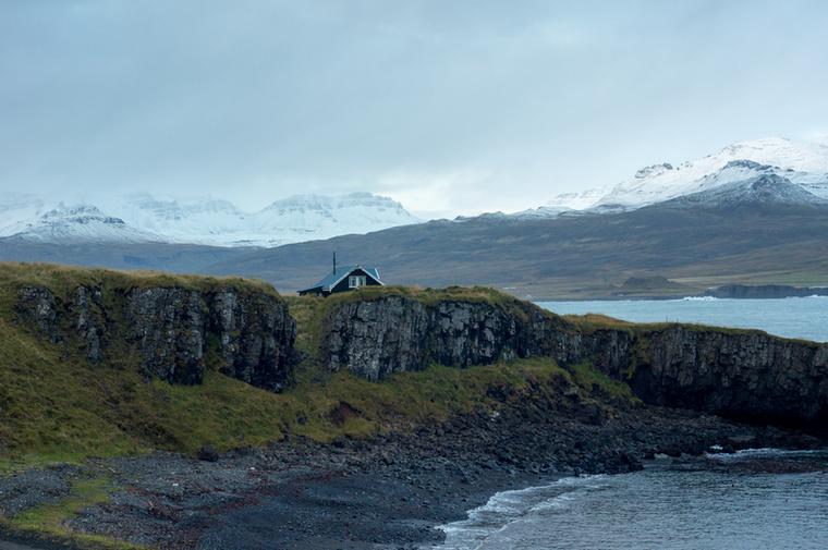 Borgarfjörður Eystri az ország egyik északkeleti fjordjában található kis település