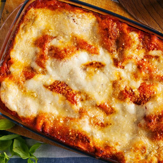 Szaftos bolognai lasagne – A besameltől még krémesebb lesz