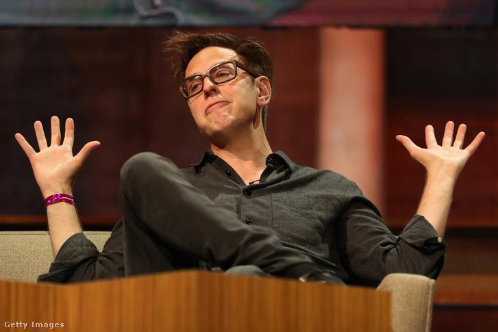 James Gunn, rendező és fogatókönyvíró
