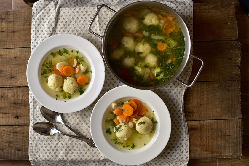 Puha krumpligombóc: egy elfeledett, de csodálatos levesbetét