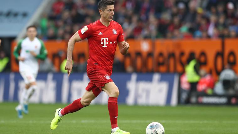Lewandowski a megdönthetetlennek hitt Gerd Müller-gólrekordra tör