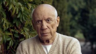 Picasso, a halva született csecsemő, aki halhatatlanná vált