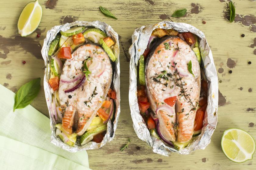 Csökkenti az infarktus kockázatát, és védi a memóriát: 10 isteni ételötlet halból