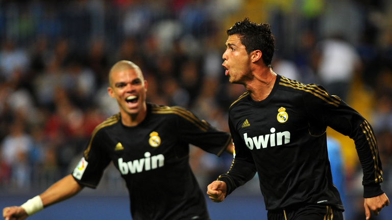 Cristiano Ronaldo elveszett gólja