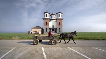 Capa-nagydíjat ért a román templomépítési láz
