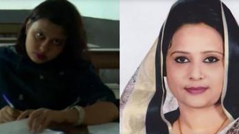Nyolc hasonmást bérelt fel a bangladesi képviselőnő, hogy vizsgázzanak helyette
