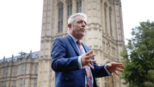 A házelnök nem engedélyezte a hétfői szavazást Boris Johnson brexitmegállapodásáról