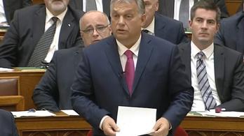 Orbán a Borkai-videóról: Beteg dolognak tartom