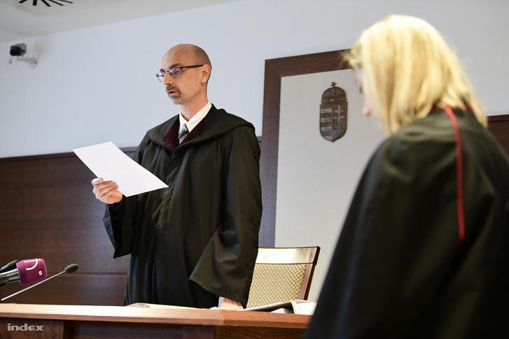 Dr. Margittay Tamás bíró