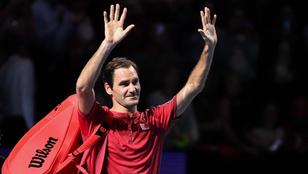 Federer simán nyert 1500. meccsén, szülővárosában ünnepelhetett