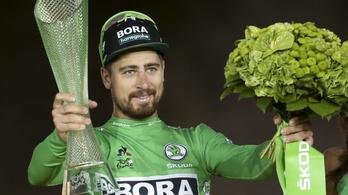 Sagan Giro d'Italia-indulása szenzációs lenne, egy kis esély van is rá