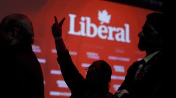 Trudeau-ék nyerték a választást Kanadában, de kisebbségi kormányuk lehet