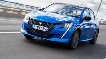 Bemutató: Peugeot 208 PureTech 75 és 130, Electric – 2019.
