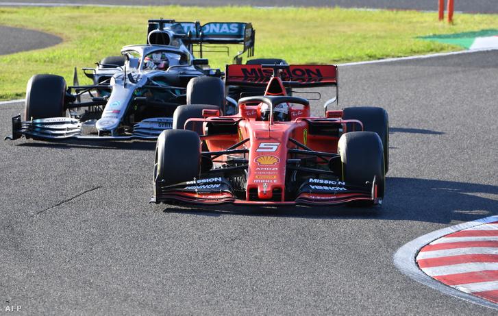 Ferrari a Mercedes előtt - a kifizetéseknél továbbra is így lesz
