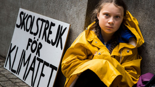 Miért Greta Thunberg a jövő generációinak szuperhőse?