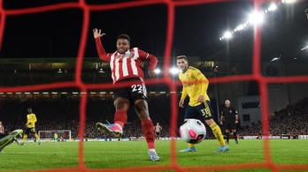 Feljutó verte meg az Arsenalt