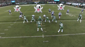 Szellemeket látok – pusztító védelem törte meg az NFL-est