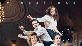 Húsz év után mutat be újra operettet a Vígszínház