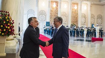 Most kiderülhet mit ér a türk vonzódásunk - 17 milliárd dolláros kazah fejlesztés indul