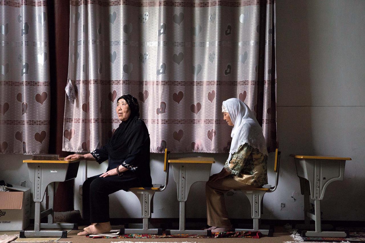 A Fuyou Road mecset Shanghaj egyik legkisebb mecsete, amit 1870-ben építettek a Csing-dinasztia idején. A mecset a kulturális forradalom (1966-1976) után az iszlám oktatás és ima virágzó központjává alakult át.