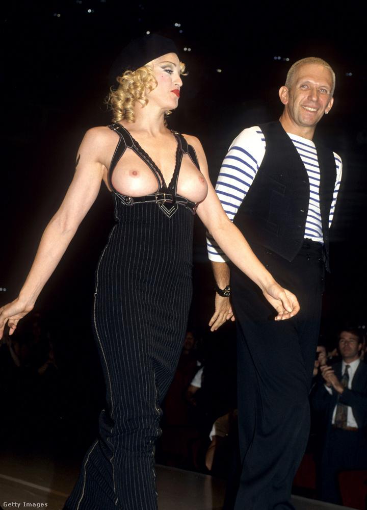 1992-ben jelent meg Madonnától az Erotica című album