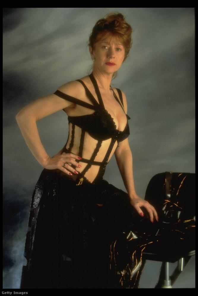 De nem csak Madonna viselt ilyesmit, mivel Gaultier tervezte a jelmezeket ahhoz a filmhez, aminek a címe A szakács, a tolvaj, a feleség és a szeretője