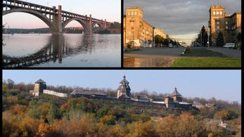 Novembertől közvetlen járattal utazhatunk Zaporizzsjába