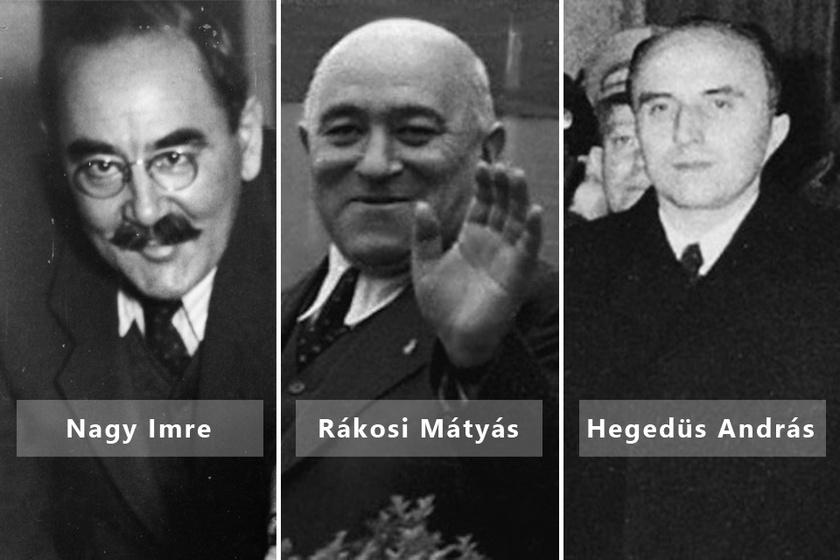 Ki volt a miniszterelnök 1956. október 23-án? 10 alapműveltségi kérdés a forradalomról