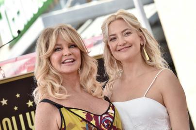 Goldie Hawn lánya 3 gyerek után vetkőzött - Elképesztően dögös friss fotóján Kate Hudson