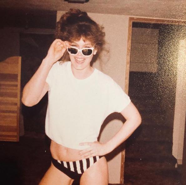 Bobby Parker Hall mindig is vékony volt, de úgy érzi, most jobb formában van, mint valaha. Szerinte a szépség, a fiatalosság belülről fakad: ha valaki magabiztos, és szereti önmagát, az a külsején is meg fog látszódni.