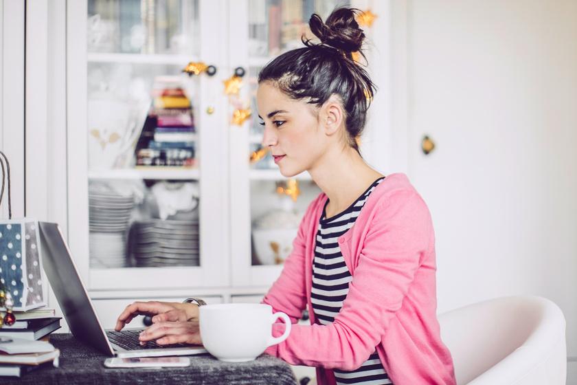 Jó hírünk van, ha szeretsz otthonról dolgozni: meglepő, mi derült ki a felmérésből