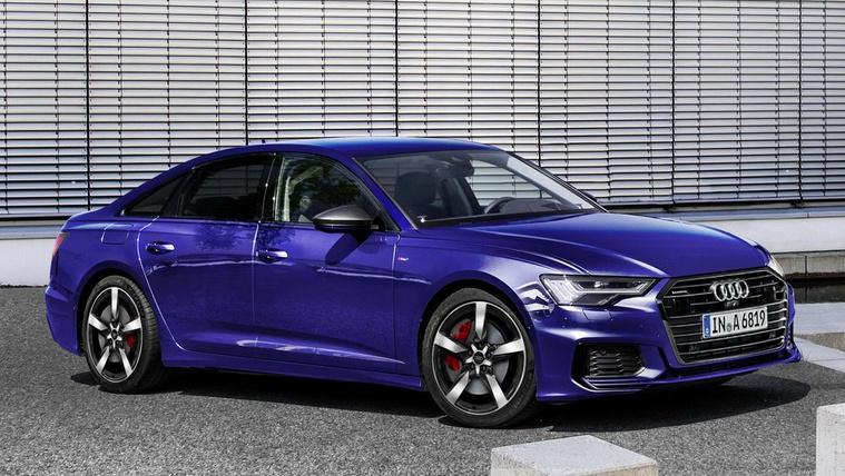 Kiderült, mit tud a hibrid Audi A6-os