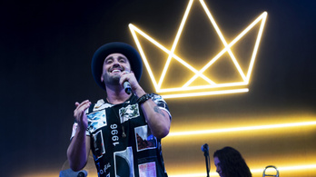 Király Viktor képviseli Magyarországot az MTV gáláján