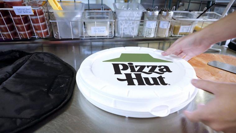 A komposztálható pizzás dobozoké lehet a jövő
