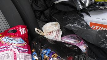 Az ukrán csoki között ukrán tesztoszteront is találtak a NAV-osok