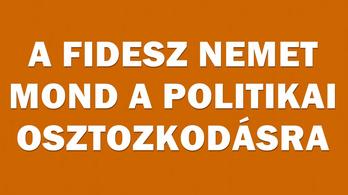 Bedurcizott a Fidesz Baján