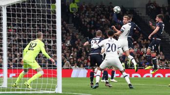 A PSG és a Tottenham 5-0-ra, a ManCity 5-1-re nyert a BL-ben