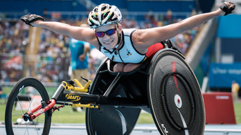 Fájdalmai miatt a kegyes halált választotta a belgák paralimpiai bajnoka