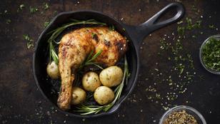 Miért ne ehetnénk ünnepi fogást hétköznap? Vörösboros pulykacomb egyszerűen