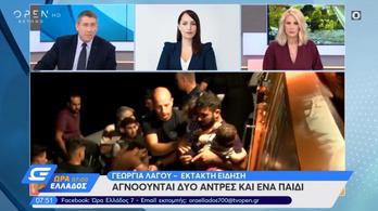 Bevándorlókkal teli hajóval ütközött a görög parti őrség, többen eltűntek